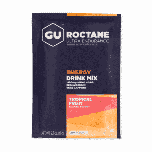 GU Roctane Energy Drink Mix 10 annosta laatikko- Tropical Fruit